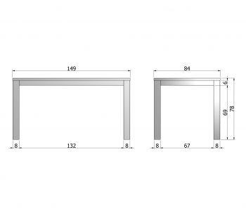 largo-eiken-eettafels-woood-150x85-cm-onbehandeld