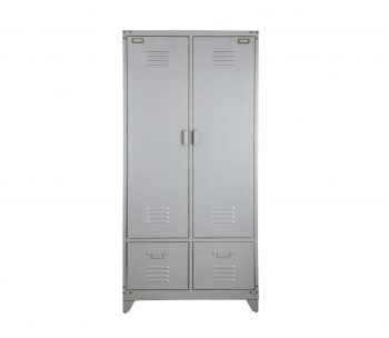 VS-Safe-lockerkast-metaal-zilver-NW