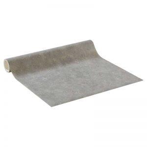 Modern en strak vormgegeven vinyl. Geschikt voor vloerverwarming en natte ruimtes Kleur: grijs.