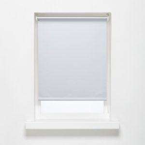 Ideaal voor slaapkamers. Verduisterend met zilveren achterzijde voor extra reflectie van licht en warmte. Eenvoudig zelf te monteren en in te korten. Eenvoudig met een vochtige doek te reinigen. Incl. schroeven