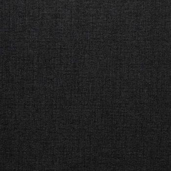 Voeringsstof zwart. Soepel en pluist niet. 140 cm breed