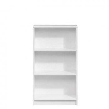 Boekenkast Promo - wit - 106x60x28 cm - Leen Bakker