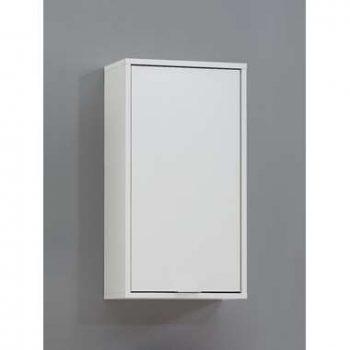 Badkamerkast muur Zamora - wit - 68x37x17 cm - Leen Bakker
