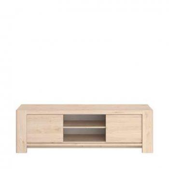 Parisot TV-meubel Portland - eikenkleur - 47x151x43 cm - Leen Bakker